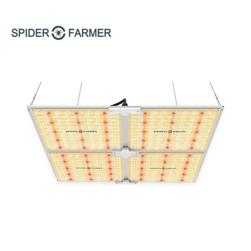 Spider Farmer LED Grow Lights Review 2021 – How Good Is It?